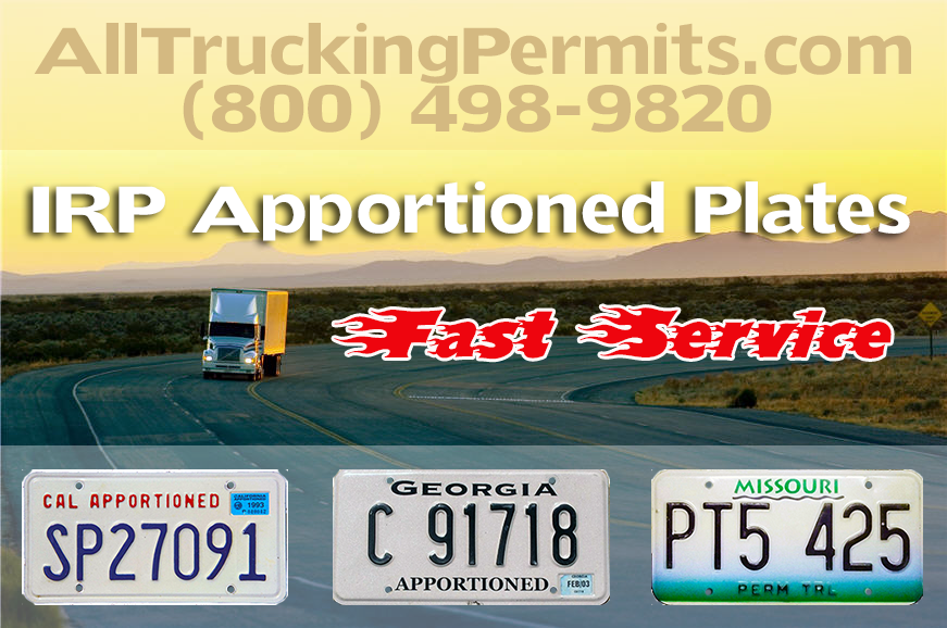 Motor carrier irp for Secaucus motor vehicle inspection