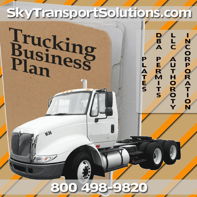 trucking business plan