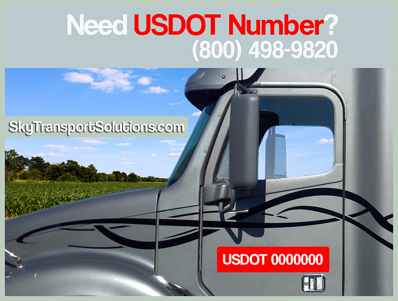 Usdot Number Sky Transport Solutions