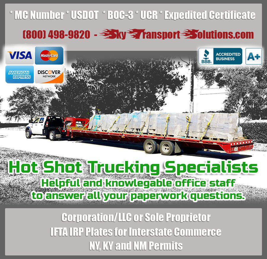 hot-shot-trucking-mc-authority-usdot