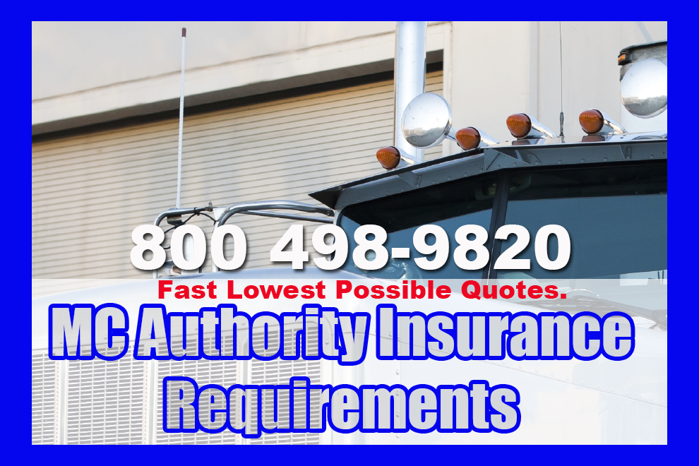 mc-authority-insurance-requirements