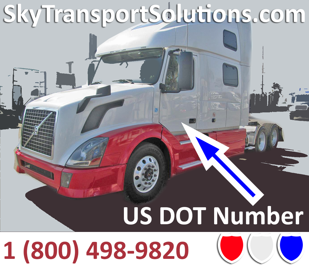 Us Dot Number Sky Transport Solutions
